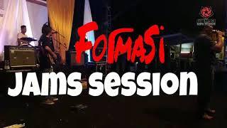 FORMASI MUSICIAN LIVE : FORMASI JAMS - MACAN BETINA (ELPAMAS COVER)