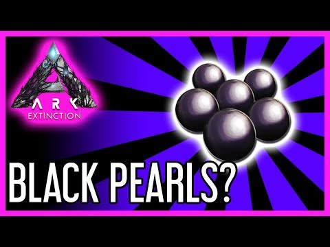 How to Get Black Pearls in ARK: Extinction