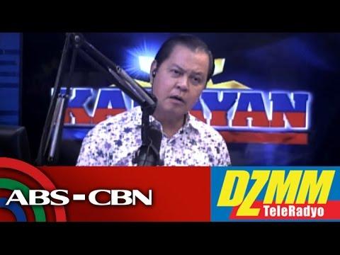 DZMM TeleRadyo: Aguirre tags Jamby, Laguna congresswoman in P100M bribe try