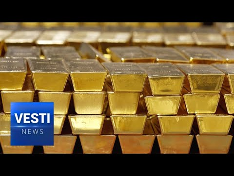 Western Banksters Panicking! Russia is Shoring Up Gold Reserves and Slowly Dumping the Dollar!