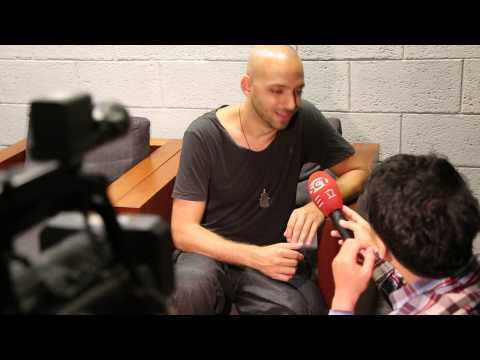 The Idan Raichel Interview 1