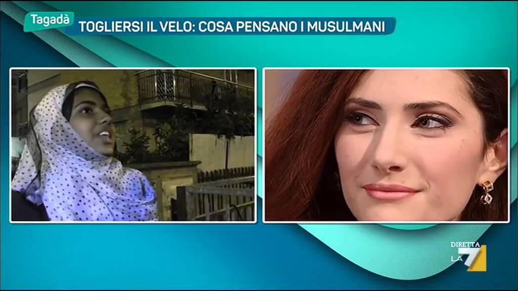Togliersi il velo cosa pensano i musulmani youtube - Perche le donne musulmane portano il velo ...