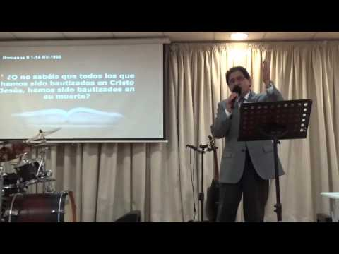 El Evangelio de la Gracia.   Pr. Claudio Aguilera
