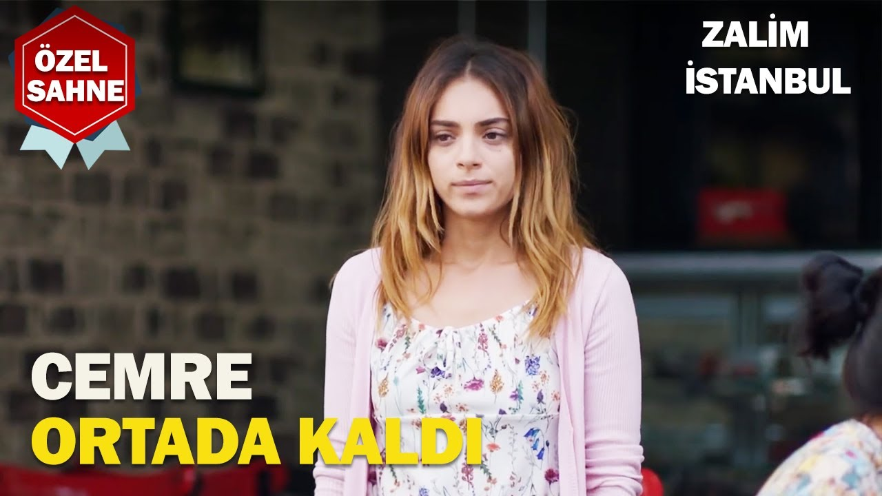 Cemre Beş Parasız Ortada Kaldı! - Zalim İstanbul Özel Klip