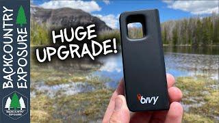 Bivystick Blue Satellite Communicator | HUGE UPGRADES!!!