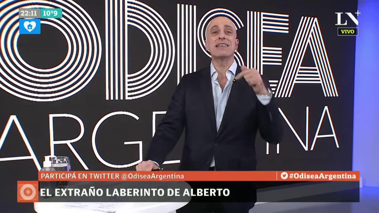 Carlos Pagni: El extraño laberinto de Alberto Fernández - Editorial - Odisea Argentina