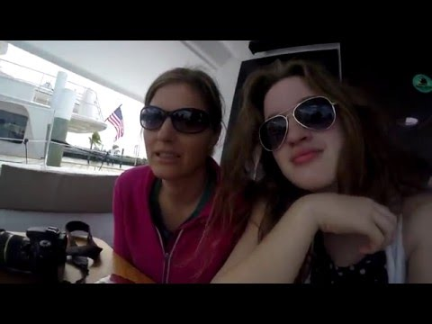 """Shaffer & Fafinski's CRUISE ABACO with the """"Thin Air"""" Abacos Islands 2016"""