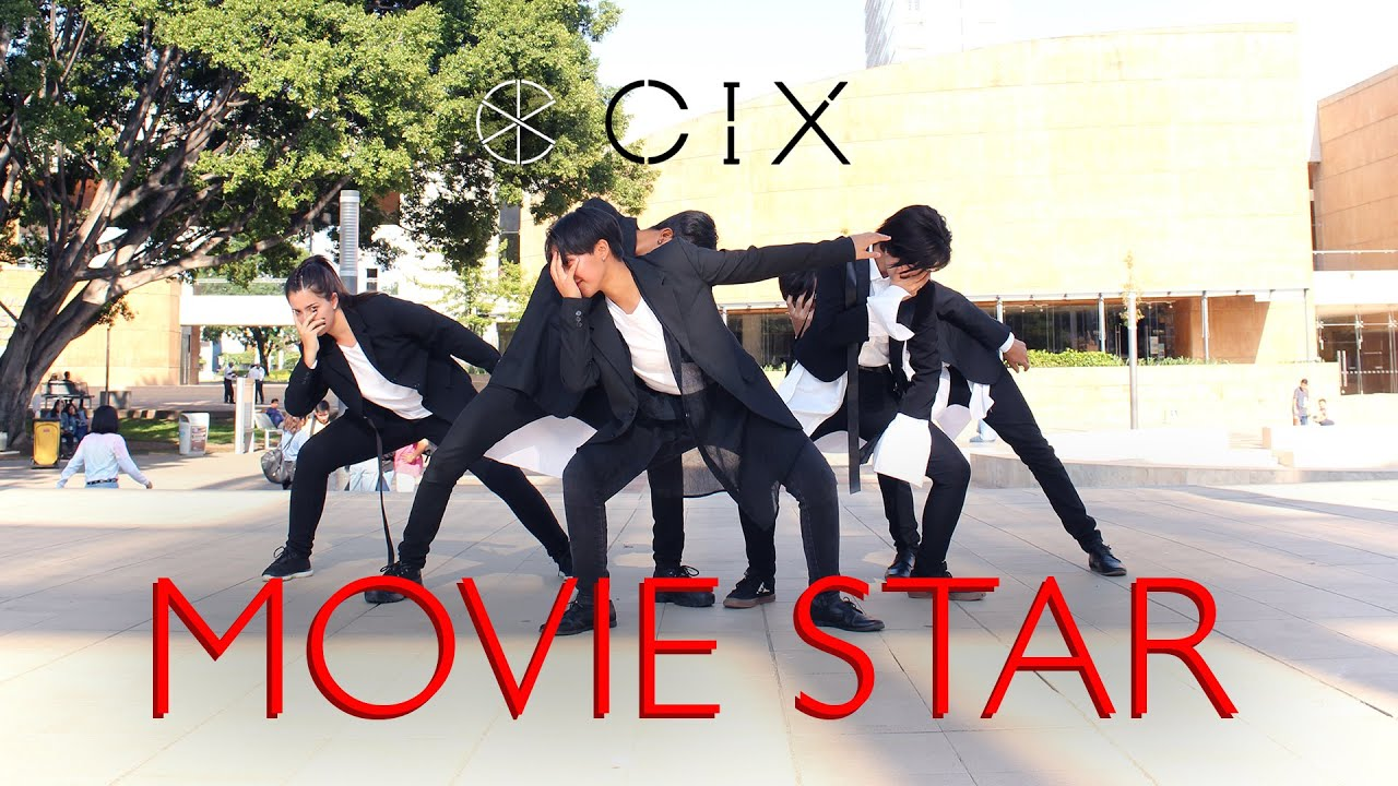 [KPOP IN PUBLIC MEXICO] CIX (씨아이엑스) - 'Movie Star' Dance Cover [The Essence]