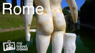 Rome, Italy: Top 10 Attractions - My Travel Crowd