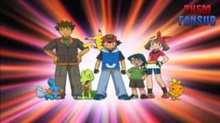 Pokémon Advanced Generation Opening 1 - Advanced Adventure (アドバンス・アドベンチャー)