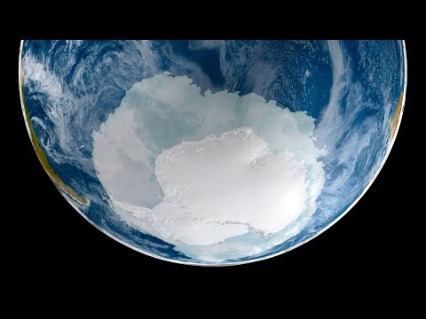Donald Scott: Is Mysterious South Polar Heating Electrical?   Space News
