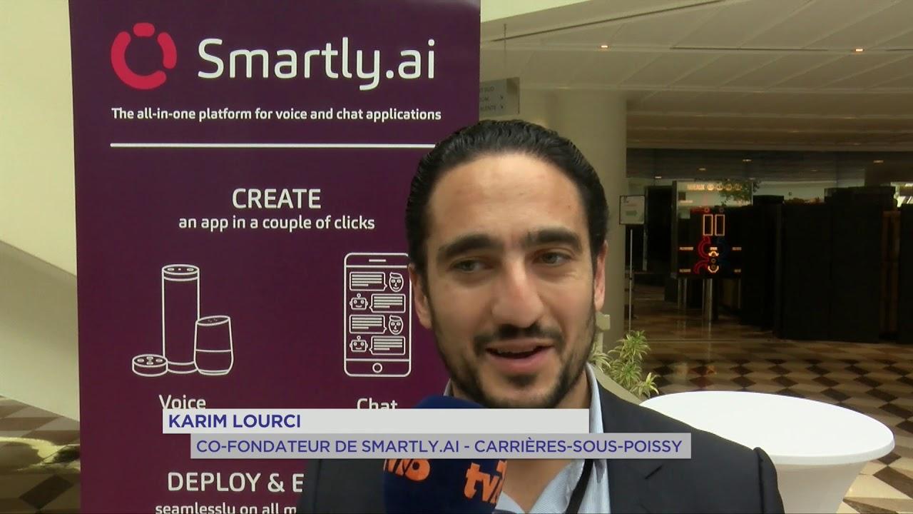 Yvelines | 5e édition des Smart Days : les opportunités de l'Intelligence Artificielle