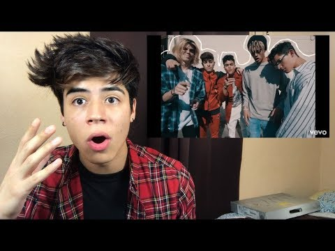 PRETTYMUCH - Open Arms (Music Video) REACTION