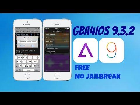 GBA4IOS WORKING AGAIN!!! IOS 9.3.2 (IPOD TOUCH,IPHONE,IPAD ...