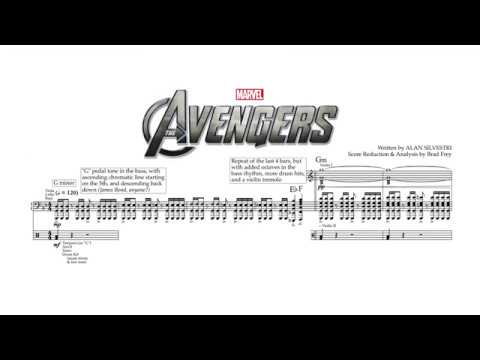 """The Avengers Theme"" (Score Reduction & Analysis)"