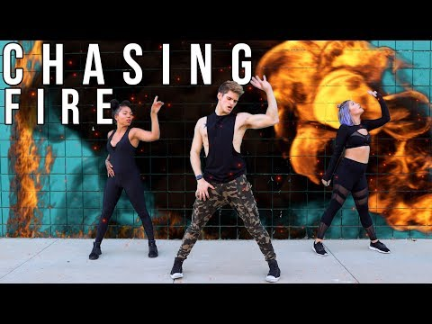 Chasing Fire - Lauv | Caleb Marshall | Dance Workout