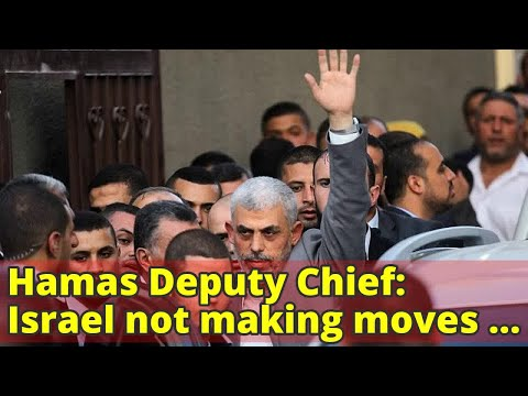 Hamas Deputy Chief: Israel not making moves for prisoner swap with Hamas