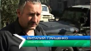 Харьковчане сделали автомобиль для бойцов АТО