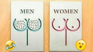 20 Most Hilarious Funny Bathroom Signs!