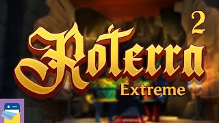 Roterra Extreme - Great Escape: iOS / Android Gameplay Walkthrough Part 1 (by Dig-It Games)