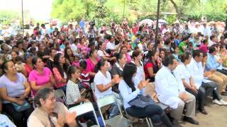 Visita UMPAS Loma de Zempoala, Yuriria, Gto