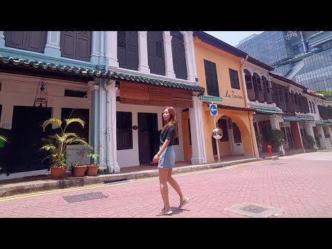 Singapore vlog #1 ☆ GOGOGO 싱가폴 고고 2017 #1