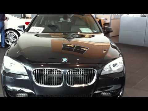 2012 BMW 750iL