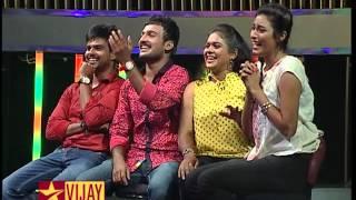 Naduvula Konjam Disturb Pannuvom promo video 29-11-2015 Vijay tv sunday night 8pm program promo 29th November 2015 at srivideo