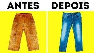 Por Que Os Jeans São Azuis?