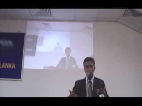 Deshabandu Vidya Jyothi Eng Dr A N S Kulasinghe Memorial Lecture - 2012