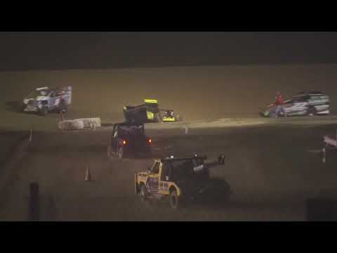 Modified Feature 8/25/2018, Pit View, Woodhull Raceway
