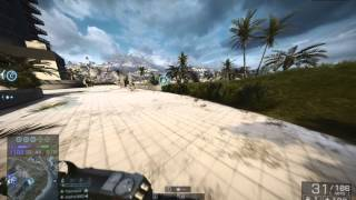 Battlefield 4 multiplayer  fps max settings GTX980 (ref) +4790K