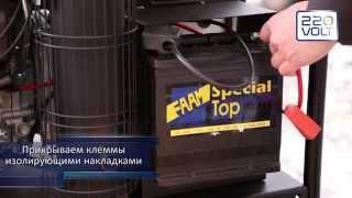 видео Как проверить зарядку генератора на батарею тестером и другими способами