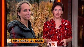 RTL Boulevard gemist? Floortje Dessing over nieuw seizoen Floortje Naar Het Einde Van De Wereld