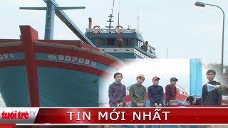 ⚡ Tin mới nhất   Cứu 6 ngư dân bị nạn trên vùng biển Hoàng Sa