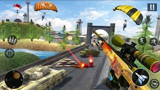US Army Commando Battleground Survival Mission - by The Game Feast - Android GamePlay FHD. screenshot 5
