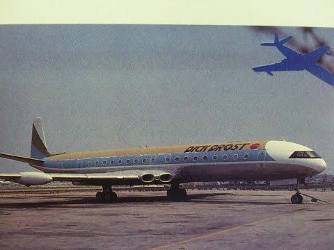 WTTW De Havilland DH 106 Comet Jetliner Story