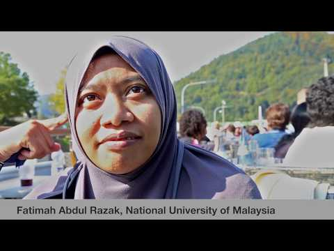Young researcher interviews at the 5th HLF: Fatimah Abdul Razak (Malaysia)