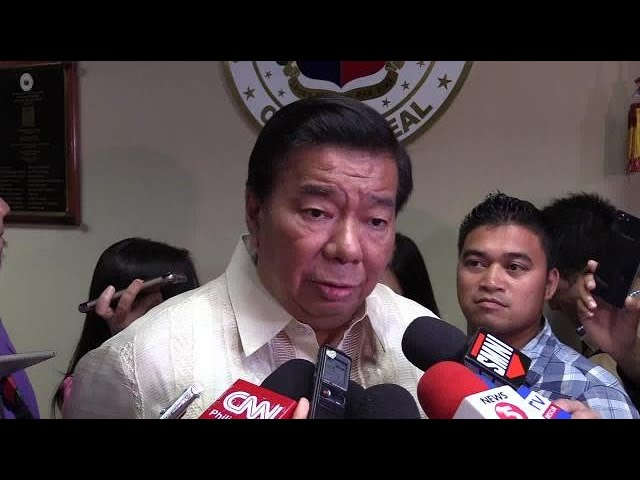 Drilon: Meeting between Kian's parents and Duterte won't affect case vs cops