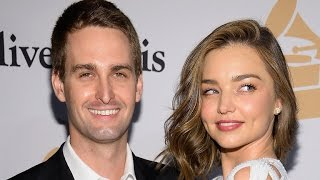 Miranda Kerr Flashes Her Stunning Engagement Ring at Dinner With Fiance Evan Spiegal -- See the P…