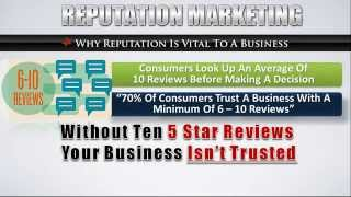 Local Reputation Marketing and Management Training