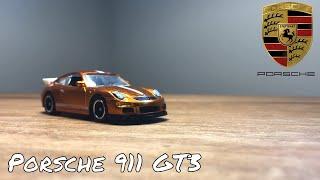 2007 Porsche 911 GT3 (MatchBoxCar Review)