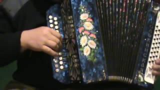 Как быстро научиться играть на гармони!Упражнения для начинающих 1