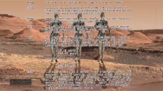 Released CIA Documents :  Remote Viewing Life on Mars.