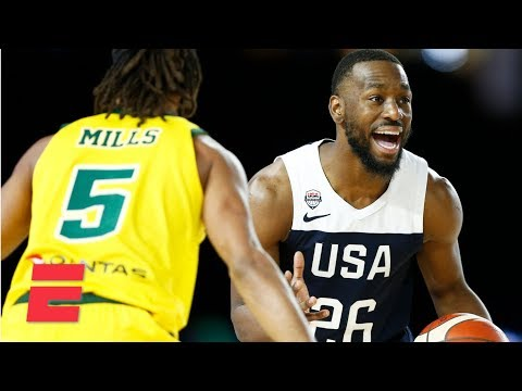 Would the Chicago Bulls beat the current Team USA?