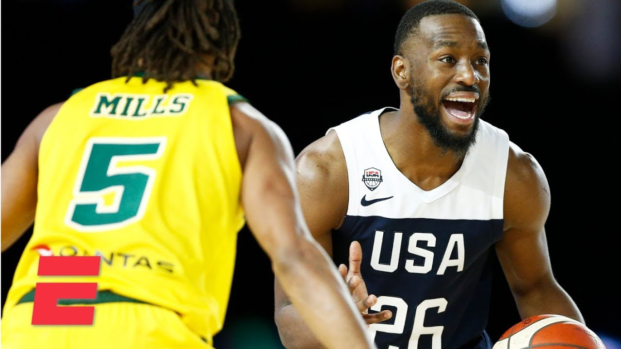 Team USA upset by Australia, snapping 78-game international winning streak | FIBA World Cup
