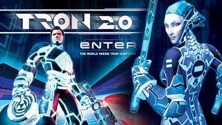 Tron 2.0, Enter the World Inside Your PC!