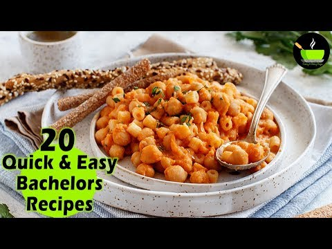 20 Quick Easy Bachelors Recipe Lockdown Recipes 20