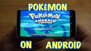 Gambar cover How To Download Any GBA Game On Android (2018)