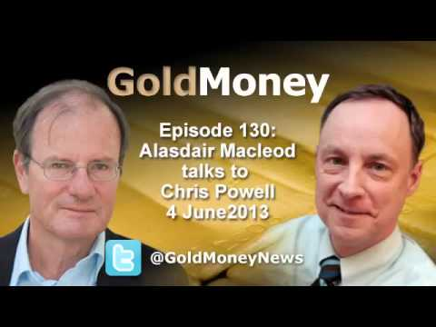 GATA´s Chris Powell speaks with Alasdair Macleod